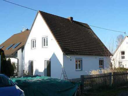 Hochwertig renoviertes Einfamilienhaus mit fünf Zimmern in Schwabhausen, LKR Landsberg am Lech