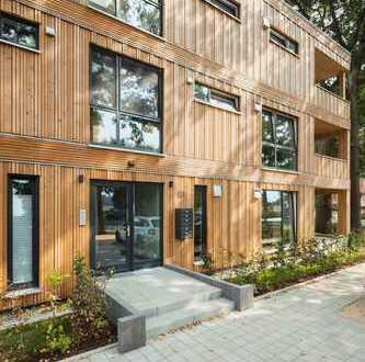 3 Zimmer-Wohnung mit Garten, EBK, WARM in Ottersberg