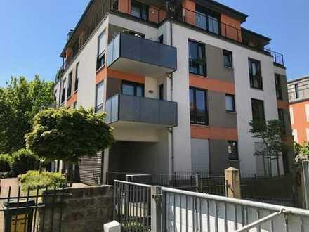 FRÜHSTÜCK AN DER ELBE, exclusive 4-Zimmer-Wohnung mit Balkon und Einbauküche von privat