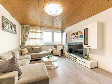 Gut geschnittene 5ZKB Wohnung in LU-Pfingstweide 7OG