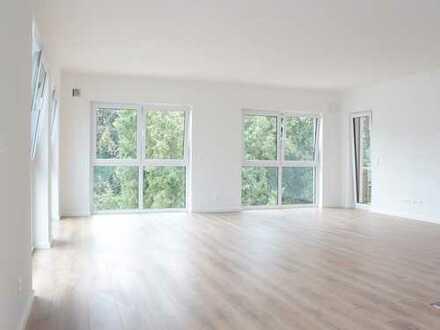 DREGER: Schlüsselfertige Wohnung mit Ankleide, Gäste-WC, Aufzug - provisionsfreier Neubau