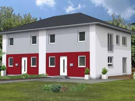 Doppelhaus in sehr attraktiver Wohnlage