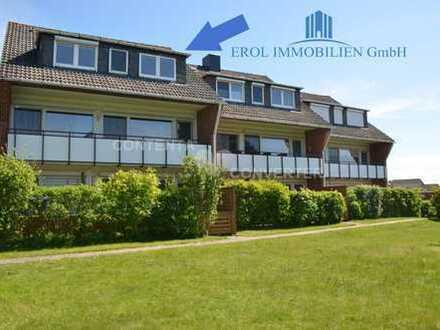 Geräumige 3-Zimmer Dachgeschosswohnung in begehrter Lage von Cuxhaven/Duhnen