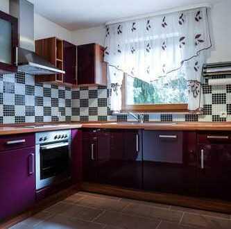 Gepflegte 2,5-Zimmer-Wohnung mit Loggia und herrlichem Blick über Bad Urach