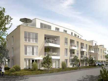 Großzügige und moderne 2-Zimmer Wohnung mit Terrasse