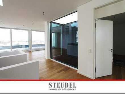 ***Haus im Haus Rheinblick Oberkassel/Heerdt hoch oben***