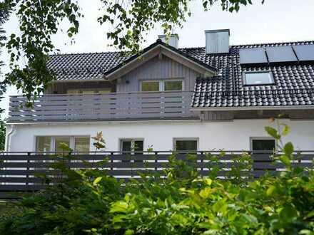 Neue, exklusive 4-Zimmer-DG-Wohnung mit großzügiger Süd-Dachterrasse