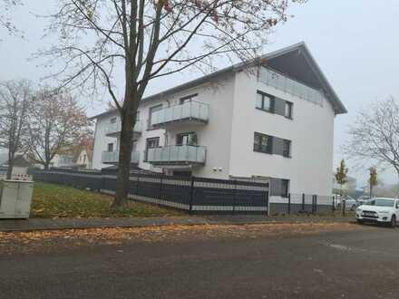 Neuwertige Wohnung mit drei Zimmern, Balkon und hochwertiger EBK in Worms
