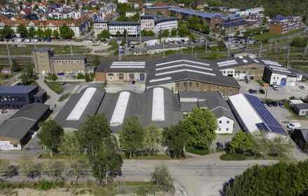 ca. 5.000 m² - Hallenfläche - Rostock-Südstadt - Gewerbegebiet