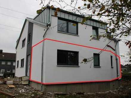Höchster Wohnkomfort mit Wärmepumpentechnologie! Exclusive 59m²-Wohnung mit Terrasse und Garten