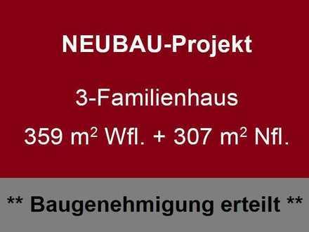 # EF-Hochheim // NEUBAU-Projekt // Baugenehmigung erteilt