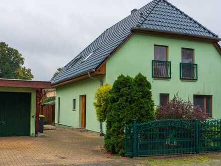 Einfamilienhaus mit Garten, im Speckgürtel von Berlin, mit S-Bahnanbindung