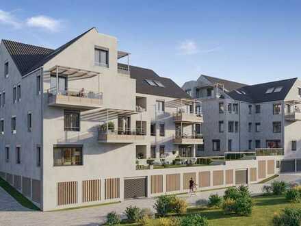 Super schöne 4 Zimmer Wohnung mit Garten-Terrasse