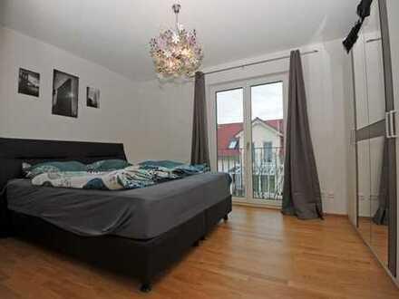 Hochwertige 3-Zimmer Wohnung mit Tiefgaragenstellplatz in attraktiver Lage