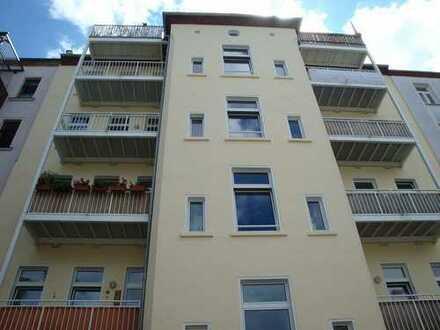 Attraktive 4 Zimmer-Wohnung mit Balkon im schönen Gohlis