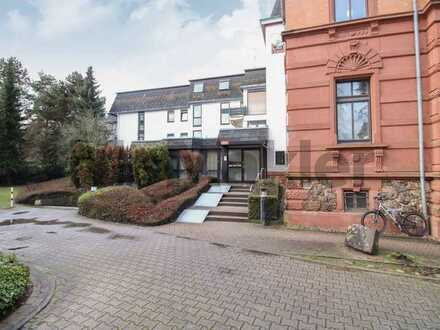 Direkt an der Südpfalz-Therme: 1-Zi.-Apartment mit Wellnessfaktor in top angebundener Lage