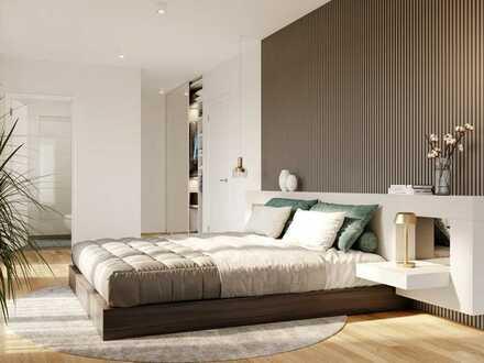 Traumwohnung: 3-Zimmer-Wohnung mit Gäste-WC und großer Loggia unweit der Regensburger Innenstadt