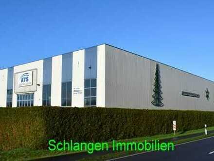 Gewerbehalle mit Betriebsleiterwohnung im Saterland / OT Strücklingen