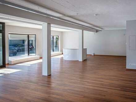 Attraktive Praxis- oder Laden Geschäftsfläche (105 qm²) in gut sichtbarer Lage!