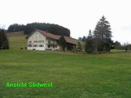 Bauernhaus in Alleinlage zwischen Kempten und Weitnau im schönen Oberallgäu