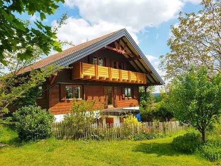 Einzigartiges Holzhaus von BAUFRITZ auf Traumgrundstück in exklusiver Lage - optional weiterer BPL