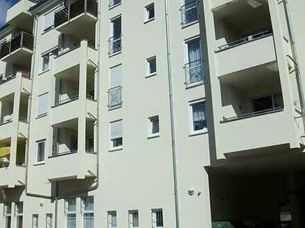 Zwei-Zimmer-Wohnung mit Südbalkon