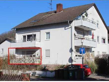 Eine Wohnung zum Wohlfühlen - Eigentumswohnung mit Garage in Laudenbach (ohne Maklergebühr!)