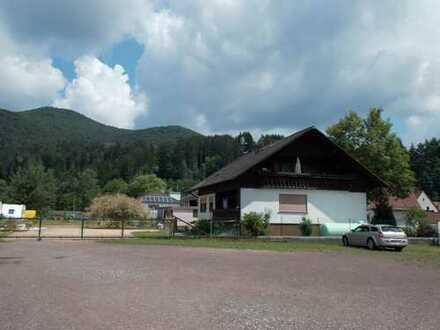 Sonnige,gepflegte 4-Zimmer-Wohnung mit Balkon und EBK in Bobenthal