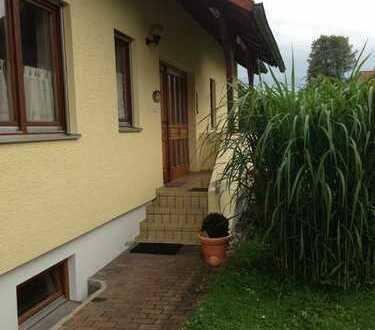 Manching OT Pichl ruhige 4-Zimmer-DG-Wohnung mit Balkon und Garten