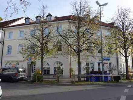 :::Weilheim::Historisch geprägtes Geschäftshaus im Stadtzentrum:::