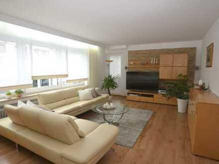 Moderne und zentrale 5,5-Zimmer-Wohnung bietet Platz für die ganze Familie in Laupheim