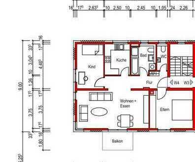 NEUBAU*ERSTBEZUG*3-Zimmer*KfW 55 Haus