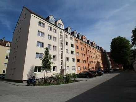 2-Zimmer-Wohnung in Augsburg - Innenstadt