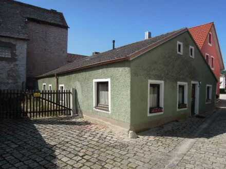 RESERVIERT-- Beilngrieser Urgestein sucht neuen Liebhaber; Historisches Wohnhaus mit Garten zur Sulz