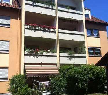 gut geschnittene, helle, schöne 3-Zimmer Wohnung mit Loggia in gepflegter Wohnanlage in ruhiger Lage