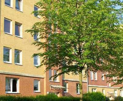 Dachgeschosswohnung über zwei Etagen mit Balkon