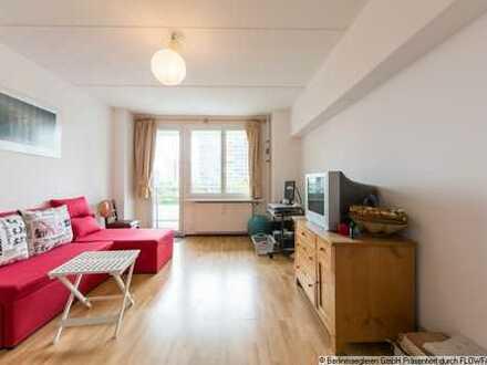 Bezugsfreie 3-Zimmer-Wohnung mit Balkon und Fahrstuhl nahe Gendarmenmarkt