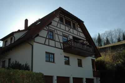 Großzügige 5-Zimmer Maisonette-Wohnung mit Balkon in Sasbachwalden