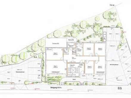 Neubau mit einem modernen energetischem Gesamtkonzept und verschiedensten Nutzungsmöglichkeiten