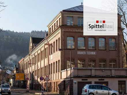 Außergewöhnliches, denkmalgeschütztes Fabrikgebäude mit vielen Nutzungsmö
