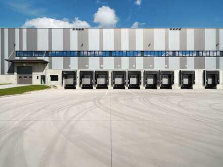 Voll umzäunter Logistikkomplex in Bochum | Neubau | 24/7 Betrieb möglich