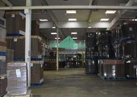 Lager-/Produktionsfläche mit Rampe zu vermieten!