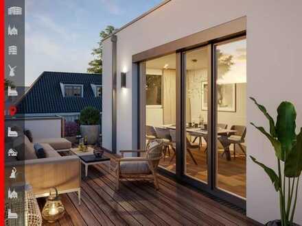 Neubau: Wunderschönes 3-Zimmer-Penthouse mit zwei Dachterrassen