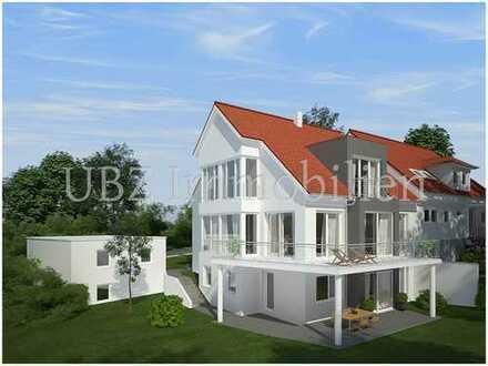 Neubau großes Einfamilienhaus mit ELW in Waldaschaff