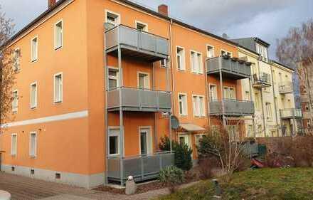 Bezugsfrei! 2-Zimmer-ETW mit Balkon und Gartenanteil