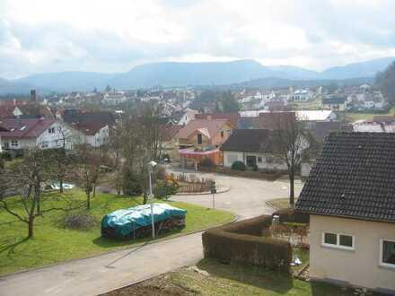 Panorama 2-Zimmer ELW; befristet für 14-32 Mon. Herrliche Aussicht. Süd-/Südwesthanglage, Holzmaden