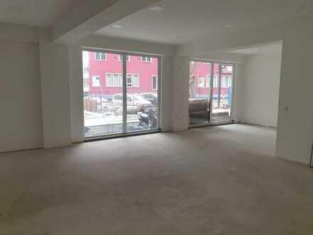 Gewerbefläche in der Stadtmiete zu vermieten Neubau
