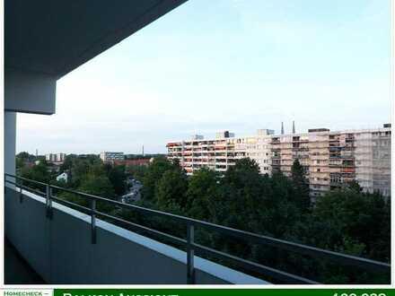 nahe dem Lech-Park - großzügige 2-Zimmer-Wohnung
