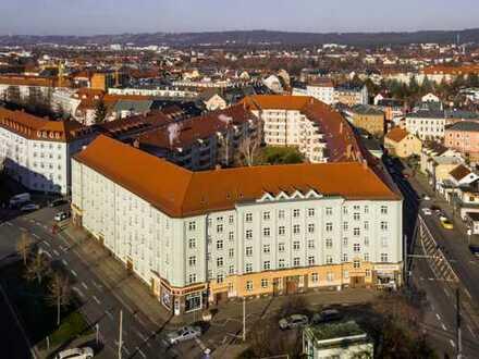 2-Zimmer-Wohnung in Dresden-Mickten