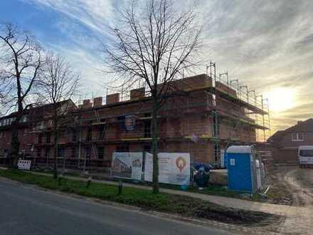 Neubauwohnung in Gümmer mit Fahrstuhl-Barrierefrei, behindertengerechtes Wohnen möglich